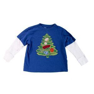 Gymboree Christmas Tree Shirt 4